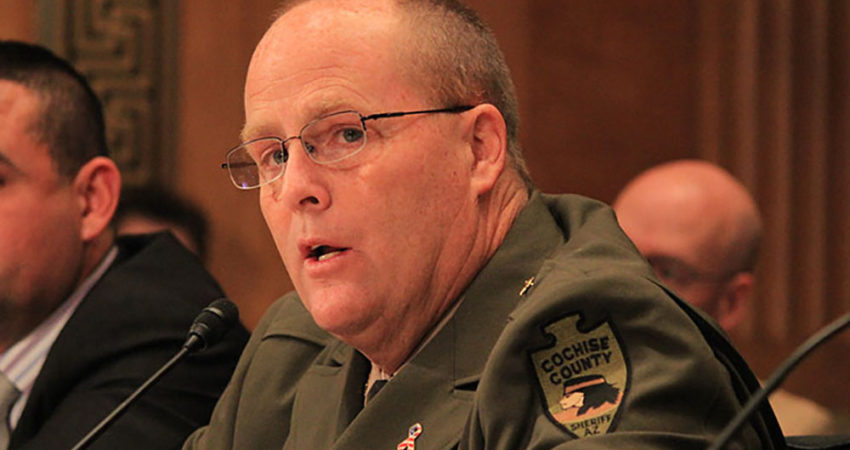 Mark Dannels, Cochise Co Sheriff